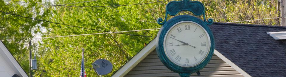 Park_Clock