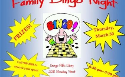 Family Bingo Night March (336 x 260)