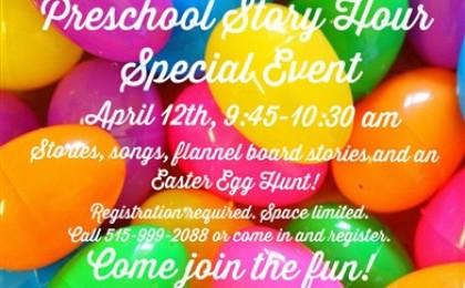 Preschool Easter Egg (392 x 260)