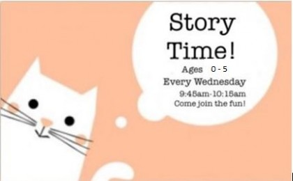 Story time for web