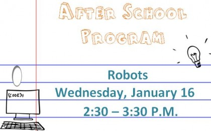 after school robots