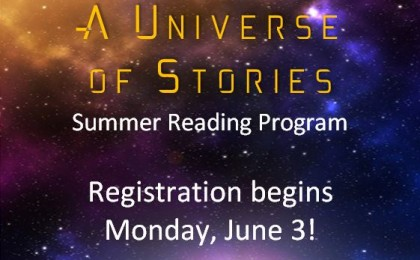 summer reading program registration