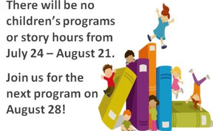 no children's programs